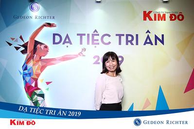 Dịch vụ in ảnh lấy liền & cho thuê photobooth tại sự kiện dạ tiệc tri ân công ty dược Kim Đô | Instant Print Photobooth Vietnam at Kim Do Pharmacy Appreciation Dinner