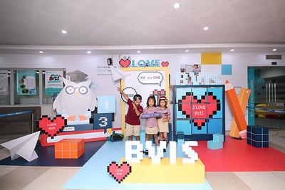Dịch vụ in ảnh lấy liền & cho thuê photobooth tại sự kiện ngày LOVE BVIS | Instant Print Photobooth Vietnam at ove BVIS Day