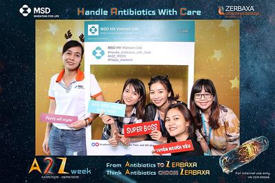 Dịch vụ in ảnh lấy liền & cho thuê photobooth tại sự kiện Hội thảo công ty MSD | Instant Print Photobooth Vietnam at MSD's Workshop