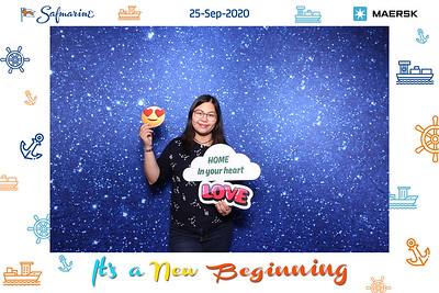 Dịch vụ in ảnh lấy liền & cho thuê photobooth tại sự kiện Tiệc chia tay công ty Maersk | Instant Print Photobooth Vietnam at Maersk Farewell Party