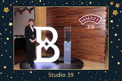 Dịch vụ in ảnh lấy liền & cho thuê photobooth tại sự kiện tiệc cuối năm của Market 39 | Instant Print Photobooth Vietnam at Market 39 Year End Party