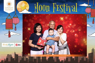 Dịch vụ in ảnh lấy liền & cho thuê photobooth tại sự kiện trung thu EIS Estella Heights | Instant Print Photobooth Vietnam at Mid Autumn Festival EIS Estella Heights