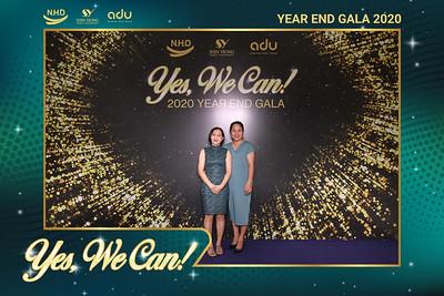 Dịch vụ in ảnh lấy liền & cho thuê photobooth tại sự kiện Tiệc tất niên Công ty NHO | Instant Print Photobooth Vietnam at NHO Year End Party