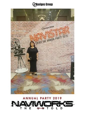 Dịch vụ in ảnh lấy liền & cho thuê photobooth tại  sự kiện Tiệc tất niên công ty Navigos | Instant Print Photobooth Vietnam at Navigos Year End Party