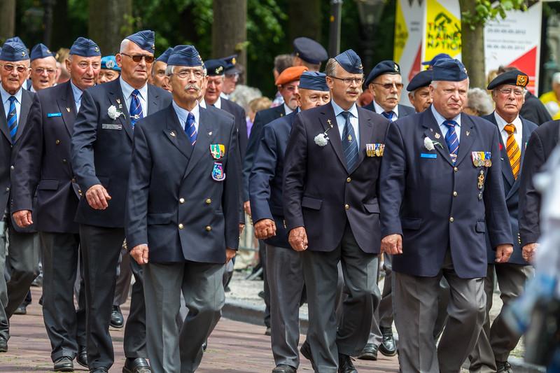 National Parade - Netherlands Veterans Day 2012