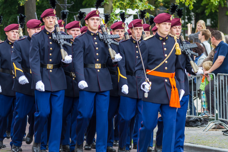 National Parade - Netherlands Veterans Day 2012