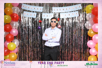 Chụp ảnh lấy liền và in hình lấy liền từ photobooth/photo booth tại tiệc cuối năm của công ty Newlane | Instant Print Photobooth/Photo Booth at Newlane's Year End Party 2017 | PRINTAPHY - PHOTO BOOTH VIETNAM