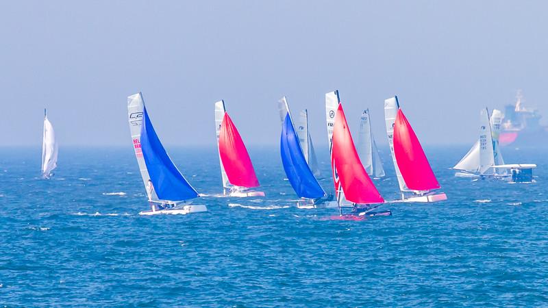 Yachting races - North Sea Regatta