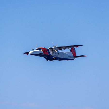 Dutch Coast Guard Plane