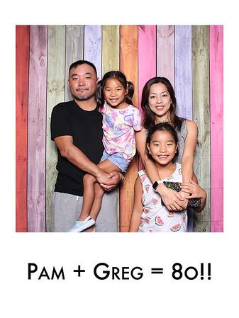 Dịch vụ in ảnh lấy liền & cho thuê photobooth tại sinh nhật của Pamela   Instant Print Photobooth Vietnam at Pamela's Birthday