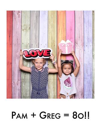 Dịch vụ in ảnh lấy liền & cho thuê photobooth tại sinh nhật của Pamela | Instant Print Photobooth Vietnam at Pamela's Birthday