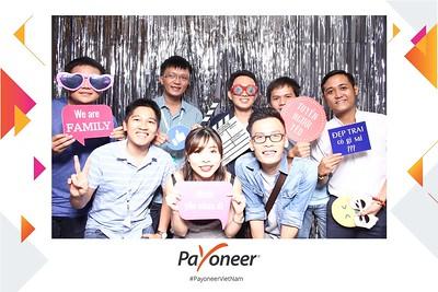 Chụp ảnh lấy liền và in hình lấy liền từ photobooth tại tiệc công ty Payoneer  2017 | Instant Print Photobooth at Payoneer company Party 2017 | PRINTAPHY - PHOTO BOOTH VIETNAM