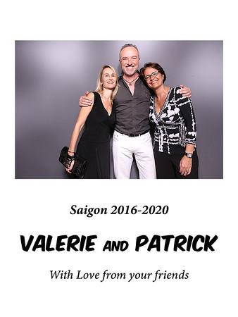 Dịch vụ in ảnh lấy liền & cho thuê photobooth tại Tiệc chia tay của Công Ty Pernod Ricard | Instant Print Photobooth Vietnam at Pernod Ricard Farewell Party