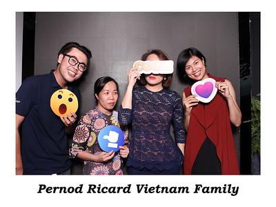 Dịch vụ in ảnh lấy liền & cho thuê photobooth tại tiệc Công ty Pernod Ricard | Instant Print Photobooth Vietnam at Pernod Ricard's Party