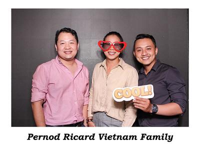 Dịch vụ in ảnh lấy liền & cho thuê photobooth tại tiệc Công ty Pernod Ricard   Instant Print Photobooth Vietnam at Pernod Ricard's Party