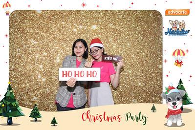 Dịch vụ in ảnh lấy liền & cho thuê photobooth tại sự kiện tiệc giáng sinh tại tiệm Petshop Hachiko | Instant Print Photobooth Vietnam at Petshop Hachiko Christmas Celebration