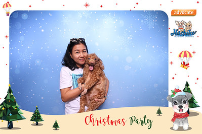 Dịch vụ in ảnh lấy liền & cho thuê photobooth tại tiệm Petshop Hachiko | Instant Print Photobooth Vietnam at Petshop Hachiko Christmas Celebration