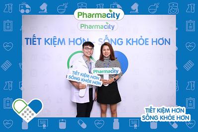 Dịch vụ in ảnh lấy liền & cho thuê photobooth tại sự kiện tiệc tập huấn của Phamacity   Instant Print Photobooth Vietnam at Pharmacity Company Training