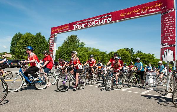 2014 Tour de Cure