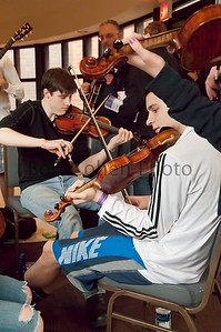 Strawberry Hill Fiddle Group II_©2012RCohen
