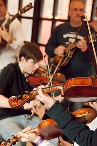 Strawberry Hill Fiddle Group III_©2012RCohen