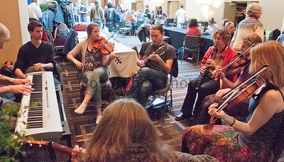 Group in the Hall_©2012RCohen