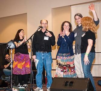Flurry Organizers I_©2013 Bob Cohen