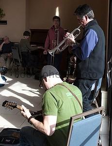 Dixieland Jam I_© 2013 Bob Cohen