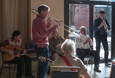Dixieland Jam II_© 2013 Bob Cohen