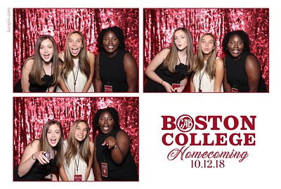 PRINTS - Boston College Homecoming