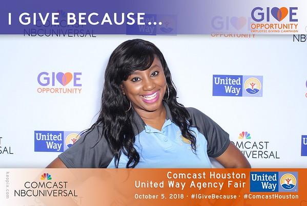 PRINTS - Comcast United Way