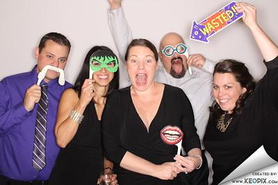 11.20.2015 - Pediatrics West Holiday Party
