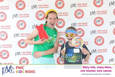 6.11.2017 - PMC Kid's Ride - Hingham, MA