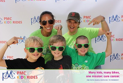 6.11.2017 - PMC Kid's Ride - Needham, MA
