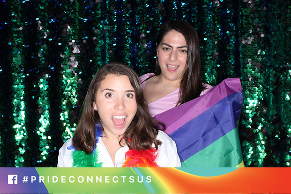 Prints - Facebook Pride Mixer