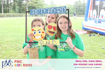 6.17.2017 - PMC Kid's Ride - Bedford, MA