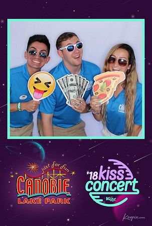 Prints - Kiss108 & Canobie Lake Park
