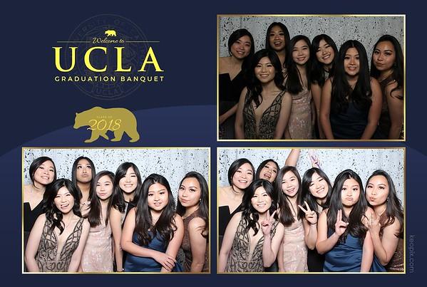 Prints - UCLA 2018 Graduation Banquet