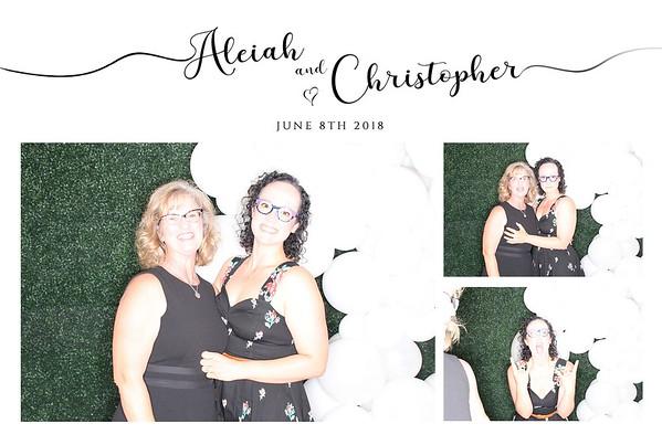 Prints - 6.8.2018 - Aleiah & Christopher's Wedding