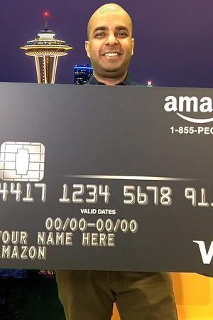 Photos - Amazon/Chase