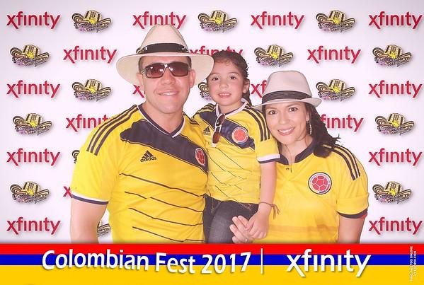 7.23.2017 - Comcast - Colombian Fest