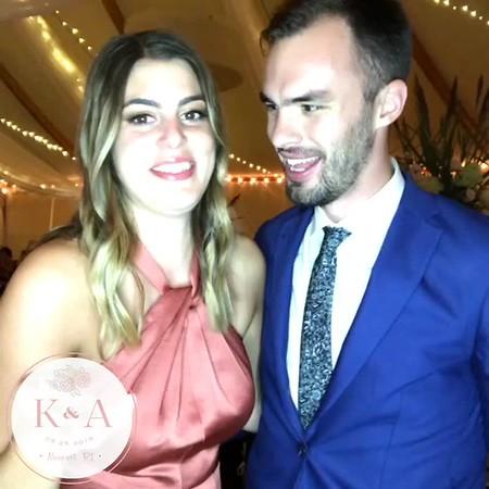 Boomerang Videos - Keri & Adam's Wedding