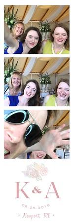 Photostrips - Keri & Adam's Wedding