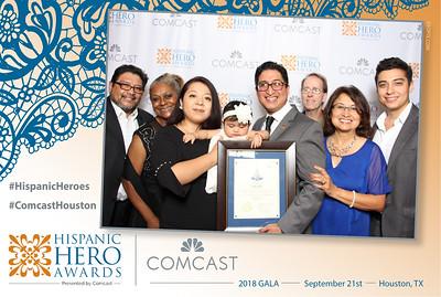 9.21.2018 - Comcast Hispanic Heros Gala