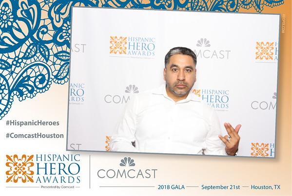Prints - Comcast Hispanic Heros Gala