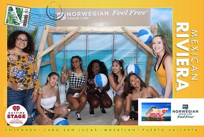MEXICAN RIVIERA - Prints - Norwegian Cruise Line