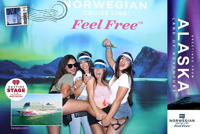 9.22.2018 - Norwegian Cruise Line - iHR Music Festival