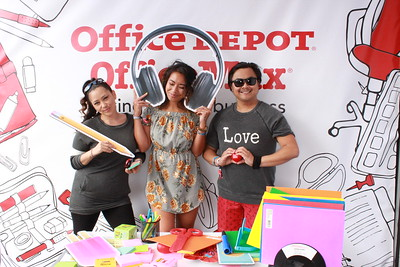 9.23.2017 - Office Depot Office Max + iHeartRadio