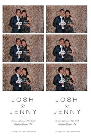 PRINTS - Josh & Jenny