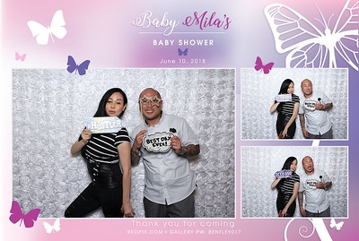Prints - Baby Mila's Baby Shower